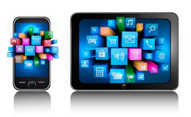 tablets smartphones