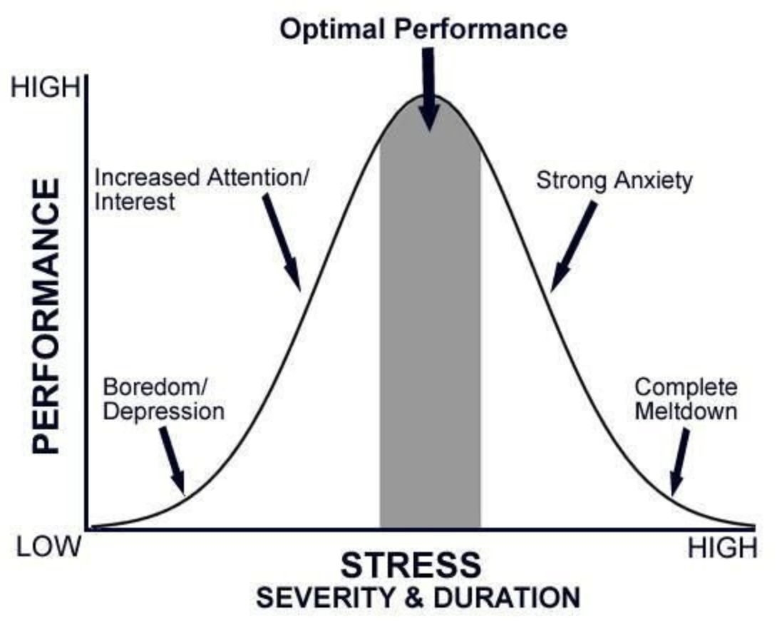 stress,severity & duration